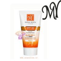 ضد آفتاب مای 30 درصد رنگی