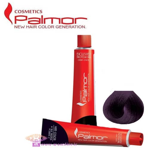 رنگ مو پالمور 7.20